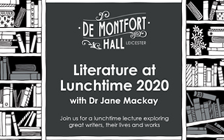 Literature at Lunchtime 2018