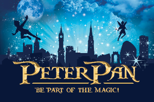 event list of peter pan leicester tickets