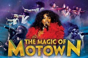 Music fans are invited to the biggest party of the year as the unstoppable Magic of Motown show steams into town!Seen by over a million people, it's no surprise that the show is one of the biggest success stories in British theatre history, even performing for Her Majesty the Queen, as special guests at the Royal Variety Performance.Prepare yourself for 40 back-to-back classic Motown hits, glittering costume changes, dazzling dance moves and outstanding musicianship in this explosive concert experience.Celebrate the sound of a generation as the timeless music of Marvin Gaye, Diana Ross, Stevie Wonder, The Temptations, The Supremes, The Four Tops, Martha Reeves, Jackson 5, Smokey Robinson and more, are sensationally recreated for you by an exceptionally talented cast and band.This breath-taking concert spectacular takes you on a musical journey through all your favourite songs, including: Ain't No Mountain, Signed Sealed Delivered, Grapevine, Get Ready, Dancing In The Streets, My Girl, Blame It On The Boogie, Uptight, Endless Love, My Cherie Amor, All Night Long, Heatwave and many, many more.This is a tribute show and is no way affiliated with any original artists/estates/management companies or similar shows.Tickets £27.50 £25.50 Buy nine get 10th ticket free