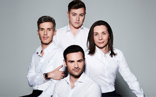 After the success of last year's huge sell-out theatre tour, Collabro are going back on the road with a mammoth 51 dates across the UK. Collabro, the world's most successful musical theatre group, met in 2014 for their first rehearsal at a London pub, just a month later went on to rouse the whole of Hammersmith Apollo into a standing ovation during their first ever public performance of Stars for the Britain's Got Talent judges.Having triumphed in their semi-final heat with over 63% of the votes, they then won the overall competition with one of the biggest majorities ever. This subsequently led to them joining Simon Cowell's label Syco, and hence becoming label-mates with the likes of One Direction, Little Mix, Susan Boyle and Il Divo. Tickets £44 £34 £21 VIP* £130.50 £100.50*Collabro Diamond VIP Package £130.50 (only available via See and Ticketmaster)Seated on the front row Meet the members of Collabro and have your photo taken with them pre-showA personalised signed photo of the groupVIP gift chosen by CollabroTour specific diamond VIP package laminateEntry into a prize draw to win a box for the Royal Albert Hall show***Collabro Gold VIP Package £100.50 (only available via See and Ticketmaster)A top price seatMeet the members of Collabro and have your photo taken with them pre-showA pre-signed photo of the groupVIP gift chosen by CollabroTour specific gold VIP package laminateEntry into a prize draw to win a box for the Royal Albert Hall show**Doors 7pm - please note this is the time the hall opens not necessarily the starting time of the performance. **Message from Collabro:As part of our very special journey, we'd love fans to join us on the final night of the tour, at the prestigious Royal Albert Hall! So, anyone who purchases a VIP Diamond or Gold ticket at any date on the tour will be entered into a draw. One lucky winner will win a VIP box at the Royal Albert Hall for them and four friends. Plus, the chance to come backstage for a private meet and greet with Collabro before the show.
