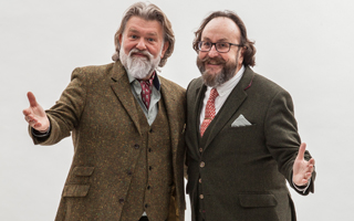 National treasures Si King and Dave Myers, aka The Hairy Bikers have announced a huge nationwide tour for 2019 taking in over 37 dates between February and April. With their irresistible enthusiasm, an evening with The Hairy Bikers will be an epic night of cooking and conversation.Big hearted, down-to-earth cooks with a love of good food, Si and Dave have been cooking together for more than 20 years. They have created haute cuisine dishes with Michelin-starred chefs and travelled the world in the pursuit of great food. They've also explored the length and breadth of the British isles to discover brand new recipes and create their own fresh takes on cooking classics. The stars of several hit television shows, they are the UK's most popular cookery duo with series including The Hairy Bikers' Mediterranean Adventure, The Hairy Bikers' Cookbook Best of British, The Hairy Bikers' Mississippi Adventure, Everyday Gourmets, The Hairy Bikers' Food Tour of Britain and two major prime time series of Mums Know Best for BBC2 all drawing millions of audiences.The Hairy Bikers have also written over 20 books to date, including the bestselling The Hairy Bikers' Perfect Pies, 12 Days of Christmas, Big Book of Baking, The Hairy Bikers' Great Curries and four phenomenally successful diet books, The Hairy Dieters: How To Love Food and Lose Weight, The Hairy Dieters: Eat For Life, Good Eating and Make It Easy published earlier this year. Other recent publications include Chicken & Egg and Mediterranean Adventure accompanying their BBC2 TV series, with their new book The Hairy Bikers' British Classics to be released on 1 November.No strangers to the live arena, The Hairy Bikers performed their sell-out Big Night Out show in theatres across the UK in 2010 and completed another ambitious nationwide theatre tour in April 2013.Tickets £41 £31 £21 VIP* £100.50All Round To The Hairy Bikers VIP Package Top price ticket in tiered stallsPhoto taken with Hairy BikersQ&A session with Hairy Bikers and VIP audienceVIP gift in a commemorative Hairy Bikers tote bagVIP laminate  and lanyard