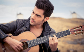 MILOS The Voice of the Guitar