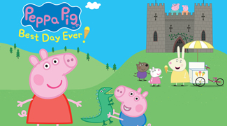 image of Peppa Pigs Best Day Ever