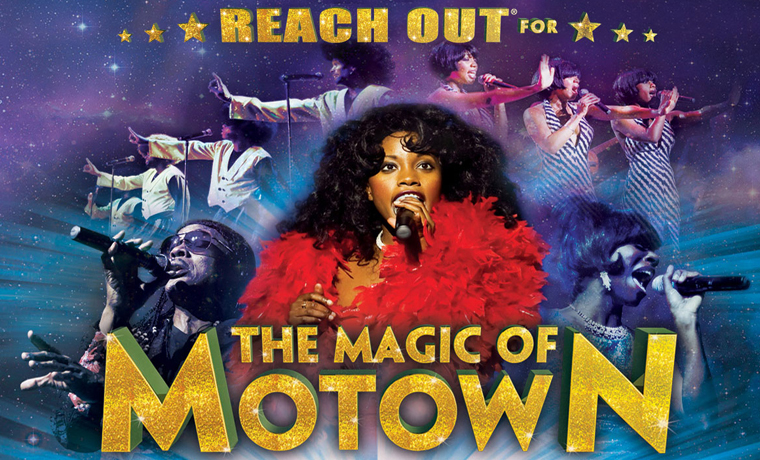 image of MAGIC OF MOTOWN