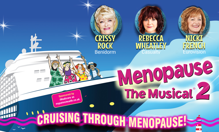 image of MENOPAUSE THE MUSICAL 2