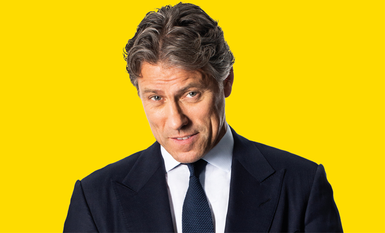 image of JOHN BISHOP: RIGHT HERE, RIGHT NOW