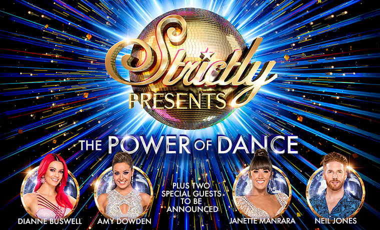 image of Strictly Presents The Power of Dance