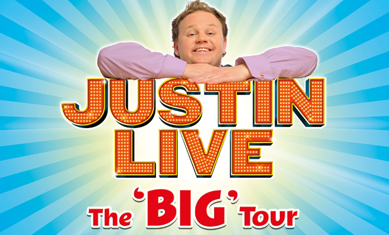 image of JUSTIN LIVE