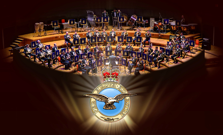 image of ROYAL AIR FORCE IN CONCERT