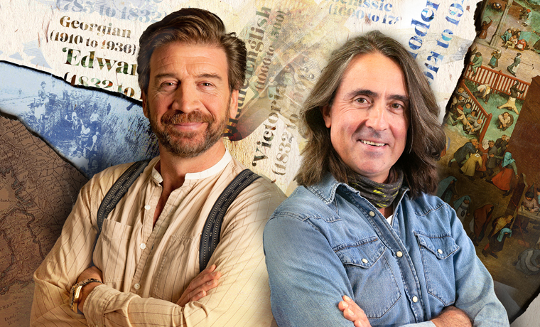 image of NICK KNOWLES AND NEIL OLIVER