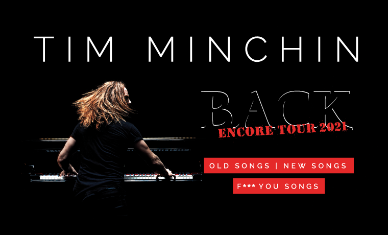 image of TIM MINCHIN
