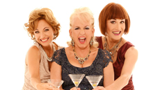 "Part of Leicester Comedy Festival. After a sell-out in Spring 2020 and due to popular demand Dillie Keane, Adèle Anderson and Liza Pulman are returning to De Montfort Hall.  With a selection of old favourites, songs you haven't heard before and some you wish you'd never heard in the first place. The songs are hilarious and topical - the glamour is unstoppable.  With three Olivier Award nominations and over 25 million YouTube and Facebook hits for Cheap Flights and their incredibly rude Christmas song how can you possibly miss them?  ""Cabaret Heaven."" ***** Metro""Outrageous... seductive."" **** Guardian""I can't recommend this show highly enough."" ***** Mail on Sunday""Hilarious."" **** Telegraph""Engages the brain as well as the funny-bone."" ***** Times"