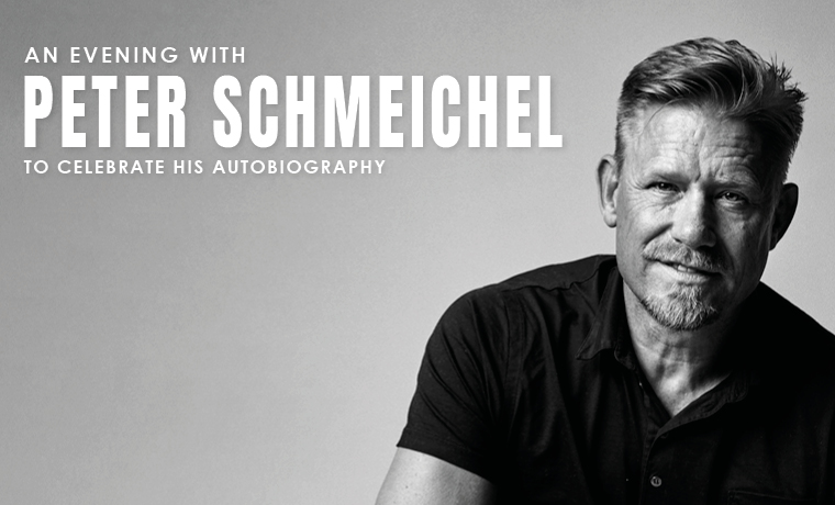image of AN EVENING WITH PETER SCHMEICHEL