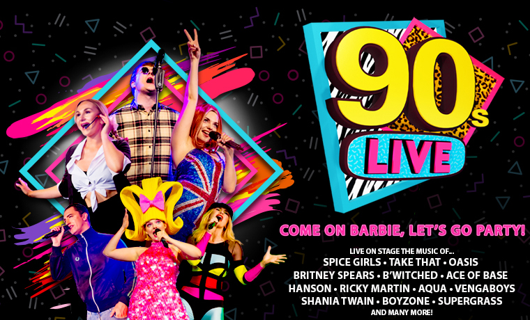 image of 90s LIVE